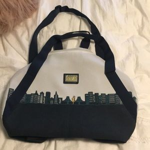 Benefit City-Scape Duffle-New